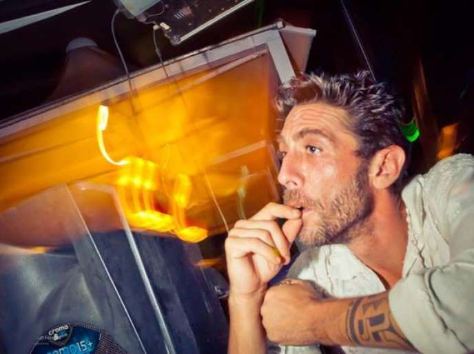 DJ Fabo, prima del suo incidente.