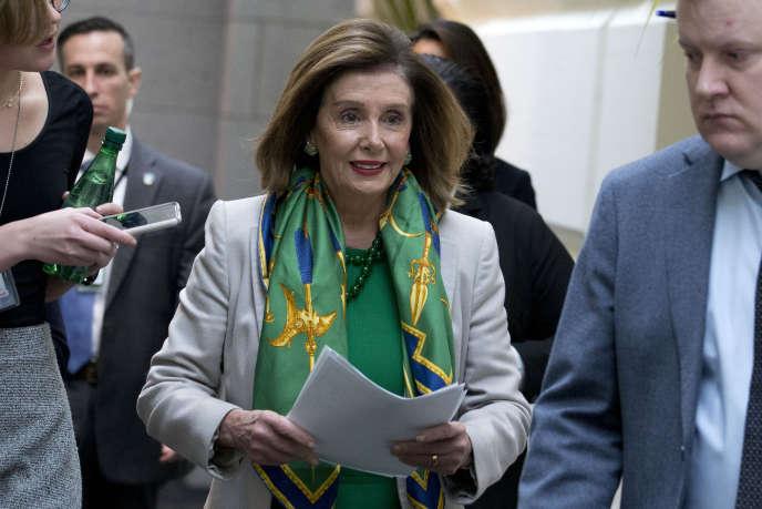 La presidenta demócrata de la Cámara de Representantes, Nancy Pelosi, anunció el martes (14 de enero) en Washington que la acusación por la destitución de Donald Trump será presentada al Senado el miércoles.
