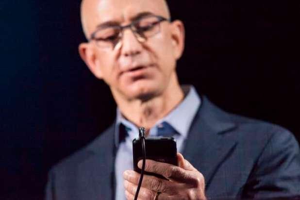 Le milliardaire Jeff Bezos a été victime d'un piratage.