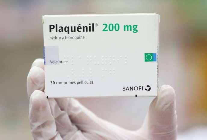 серьезные побочные эффекты накапливаются на гидроксихлорохин ...