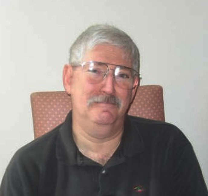 A photograph of Robert Levinson, shared by his family.