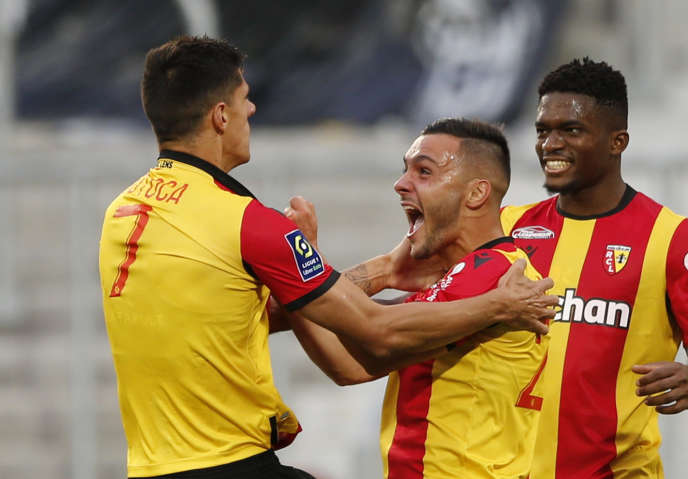 The Racing club of Lens has returned to Ligue 1 this season.