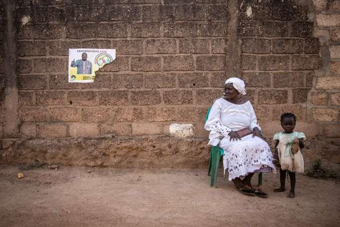 A Ouagadougou, le 6 novembre.