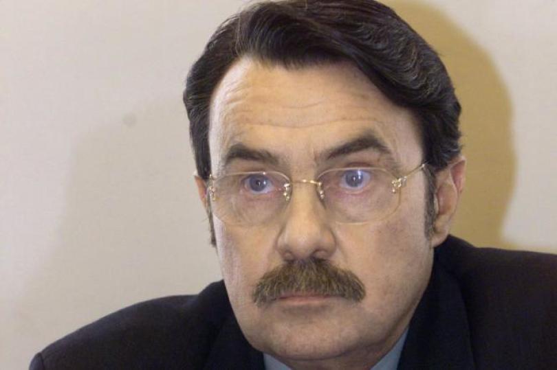 Jean-Pierre Michel, en 1999.
