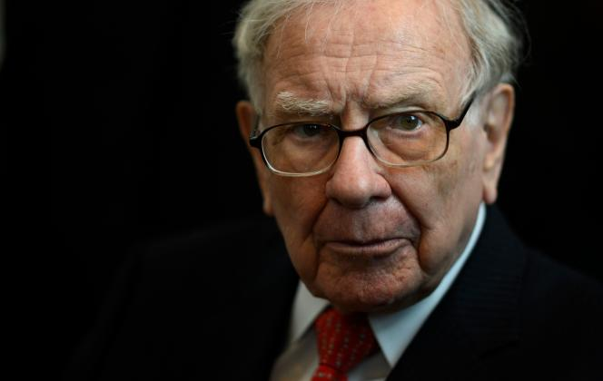 Warren Buffett, PDG de Berkshire Hathaway, à Omaha (Nebraska), en mai 2019.