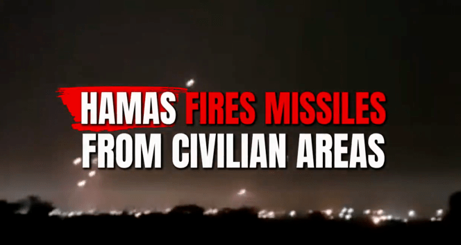 Extrait de la vidéo diffusée par le gouvernement israélien sur les réseaux sociaux.