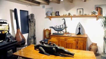 La maison de l'artiste Leonora Carrington convertie en musée à Mexico