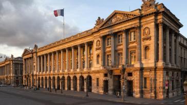 Les Al-Thani et la FIFA en colocation à l'hôtel de la Marine à Paris
