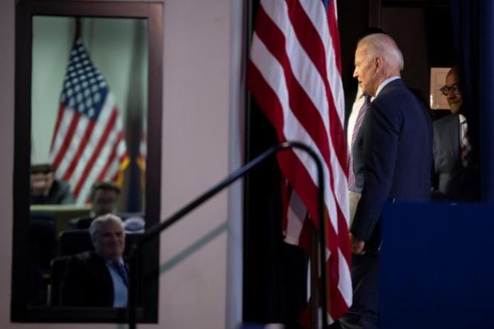 Joe Biden à la Maison Blanche à Washington, DC, le 2 juin 2021.