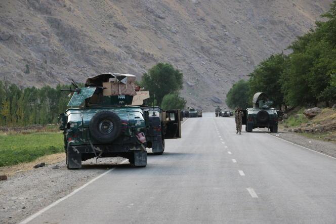 L'entrée des talibans dans Qala-e Naw va certainement porter un nouveau coup au moral– déjà considérablement affaibli– des forces afghanes, selon les analystes.