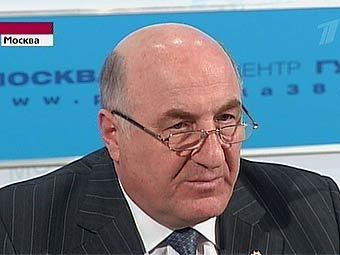 "Владимир Пронин. Кадр ""Первого канала"""