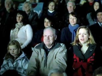 Кадр из рекламного ролика P&G с сайта AdMe.ru