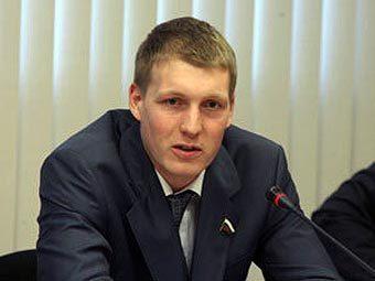 Роберт Шлегель. Фото с сайта edinros.ru