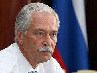 Борис Грызлов. Фото с сайта gryzlov.ru