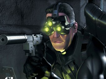 Арт к игре Splinter Cell