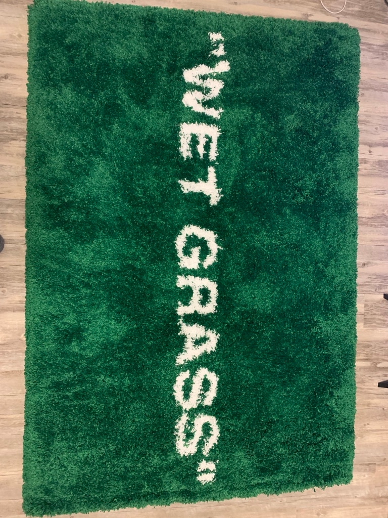 wet grass rug ikea up to 72 off