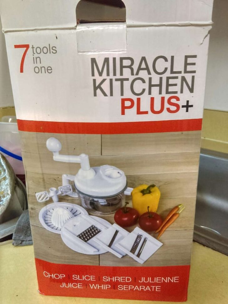 Home Tennessee Mcminnville Other Miracle Kitchen Plus Box