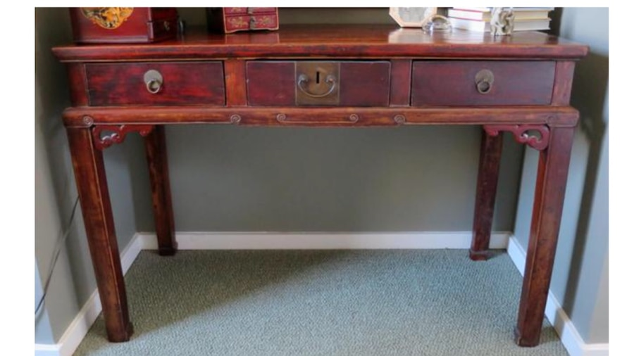 Used Desk For Sale >> Used Antique Chinese Desk For Sale In Reston Letgo Used Antique