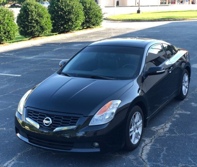 Used Nissan Altima Coupe 3  For Sale In Decatur