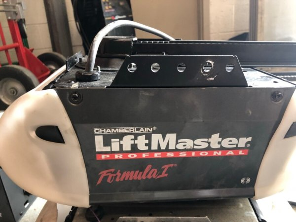 Liftmaster Formula 1 Garage Door Opener