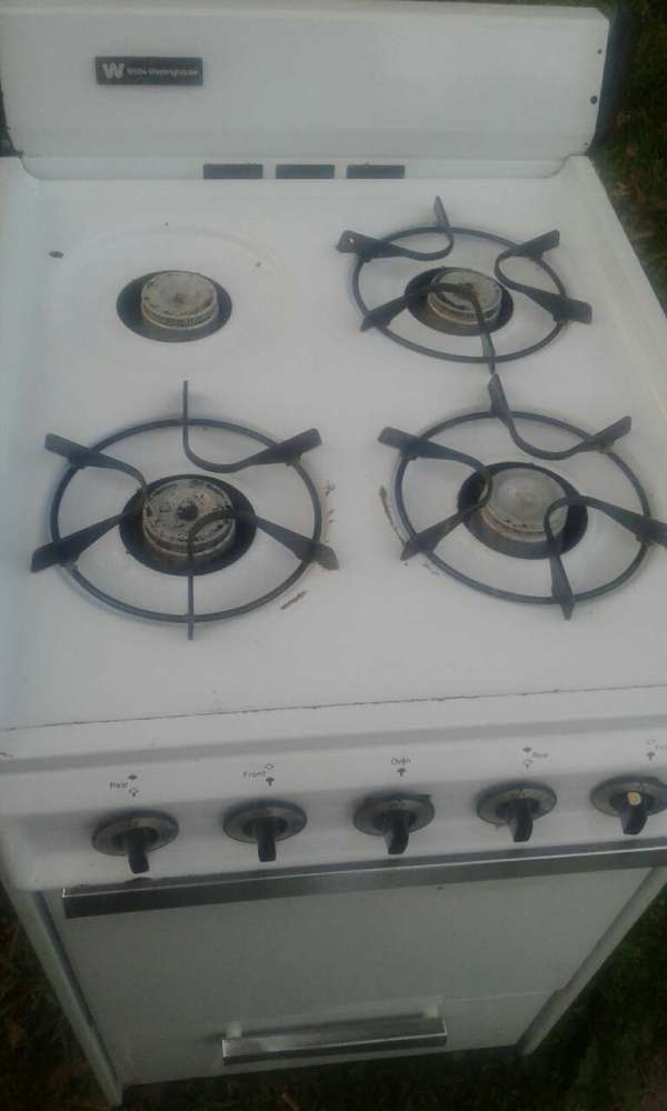 Apartment Size Used Gas Stove