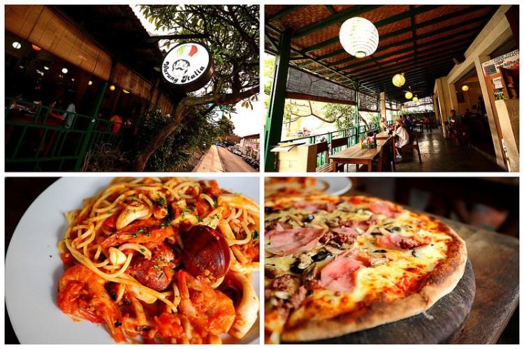 [峇里島]峇里島旅途中不一樣的小驚喜,正宗義大利料理~小義大利餐廳