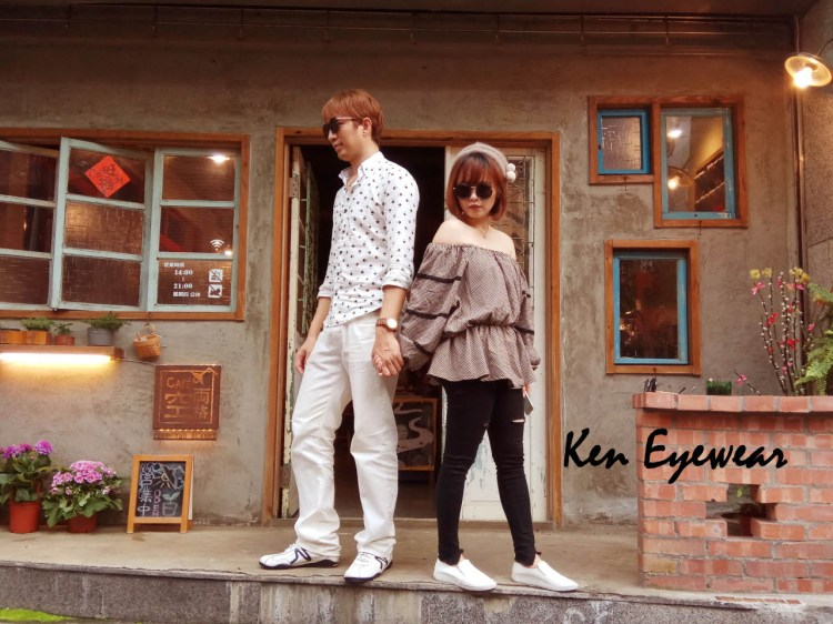 [時尚流行]時尚墨鏡美型穿搭,好墨鏡讓妳怎麼穿都潮!肯墨鏡Ken Eyewear
