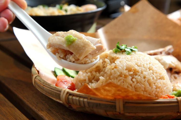 [台北萬華]西門町美食,吃了會想念的正宗馬來西亞海南雞飯!艾叻沙西門町創始店