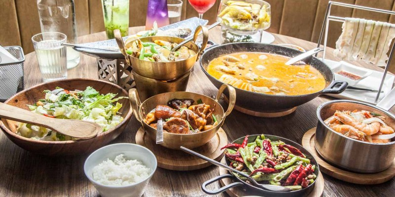 [台北大安]遵循傳統創造經典,東區最潮的創意中餐廳,全新菜色登場!飯BAR mini