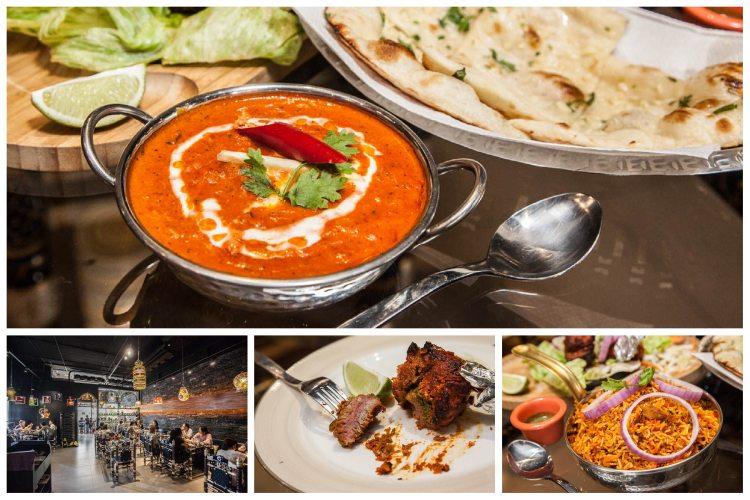 [新竹東區]正宗印度料理完全移植!給您最原汁原味的印度料理!Chillies淇里思印度餐廳-新竹店