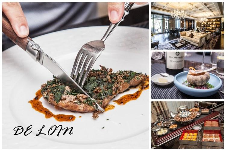 [台北內湖]2018年台北餐廳週,米其林餐廳參戰!最貼心的服務,最驚豔的法式料理!DE LOIN德朗餐廳