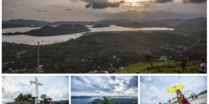 [菲律賓科隆]Coron科隆~潛水者的天堂、美人魚的故鄉!經典出海跳島五日遊~DAY1:十字架山、小老虎餐廳、Norita SPA菲式按摩