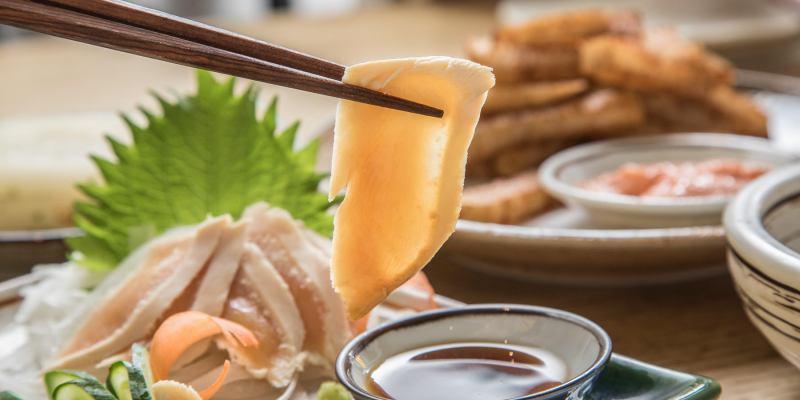[台北中山]二訪心目中最強燒鳥店!超美味薩索雞SASSO雞刺身,GET!頑居酒炭火燒鳥