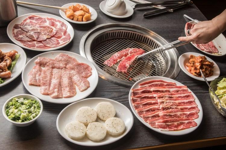 [台北中山]台北燒肉推薦,領略燒肉的極致藝術!哈肉燒炭火燒肉