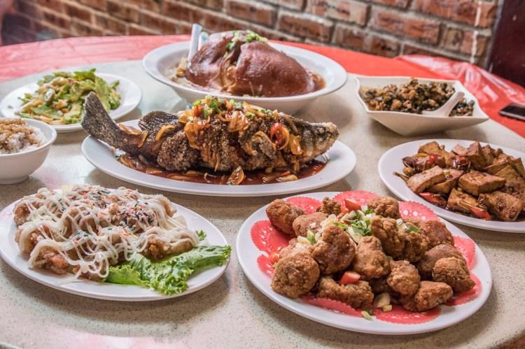 [桃園中壢]來這吃回憶,滿滿復古風情,最道地的懷舊辦桌菜~懷舊小館