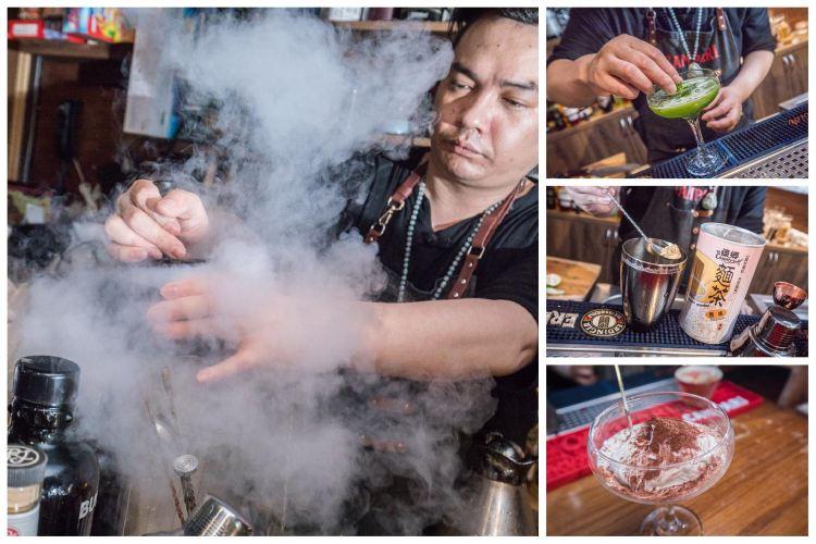 [桃園市]創意調酒新領域!蔬菜也可調酒,還有客製化調酒冰淇淋,帶來味覺新衝擊!Mix Bistro
