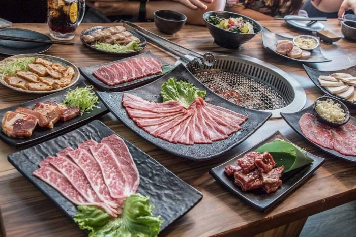 [桃園市]桃園燒肉推薦!平價消費高檔享受,獨創牛舌七吃,一次領略牛舌最極致的美味!和東燒肉屋