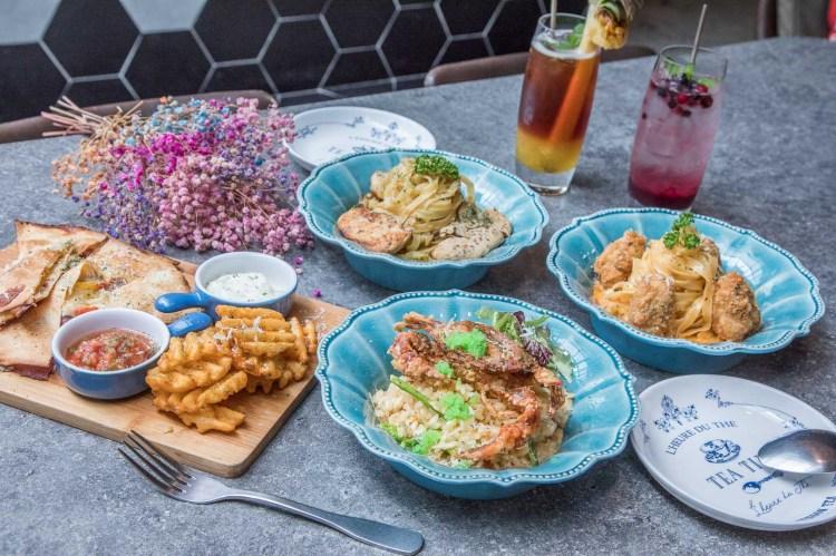 [台北中正]公館必吃美食推薦,小巷出名店!靜謐小巷內的超好吃義式料理~窩巷弄