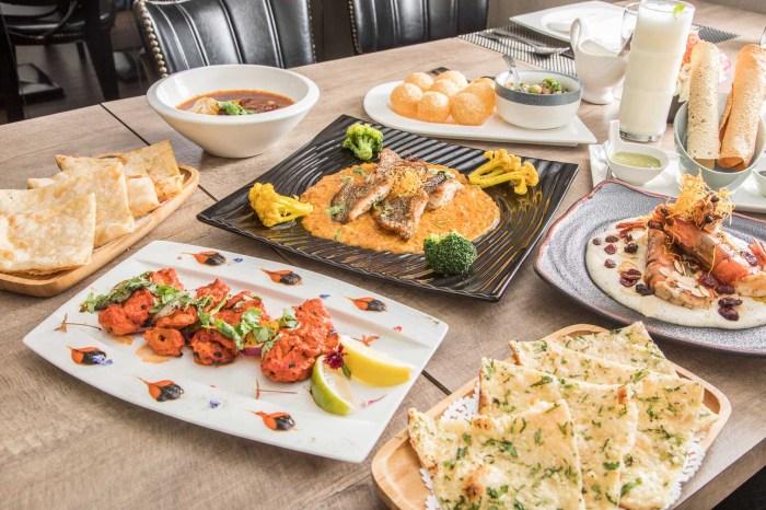 [台北松山]台北印度料理推薦,墜入印度料理的神秘國度,超美味印度盛宴!納達吉印度料理