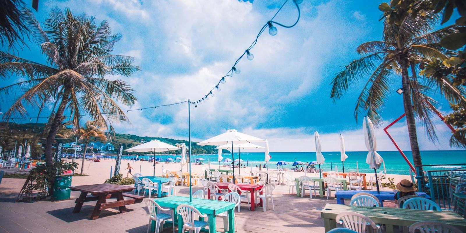 [墾丁景點]Wild Kids  野海子/偽出國正夯,這裡根本就是峇里島!墾丁最美沙灘酒吧!
