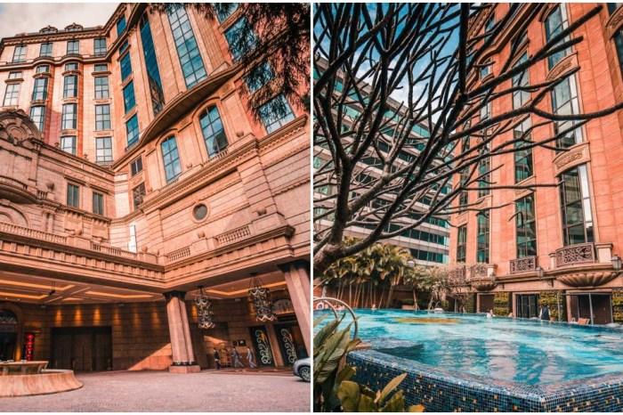 [台北飯店]住過文華東方酒店真的會想念ㄟ,台灣唯一五連莊榮獲富比士五星,打麻將都沒這麼會連!
