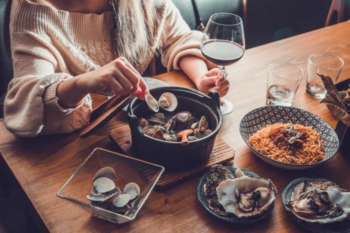 [台北美食]MURA lunch&dinner餐酒館/台北餐酒館推薦,迷人微醺,下班來這最放鬆!