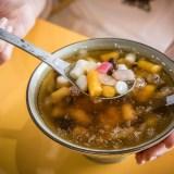 [鹿港美食]鹿鼎紀三色湯圓/長型的湯圓你吃過嗎?在地經營三十年圓仔湯老店