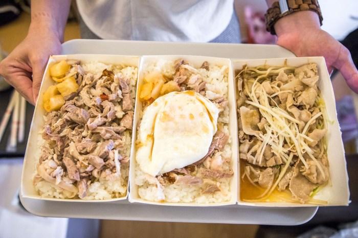 [台中美食]頂吉古早味火雞肉飯/比嘉義火雞肉飯還好吃!?近千則評價拿下4.4顆星的好吃火雞肉飯