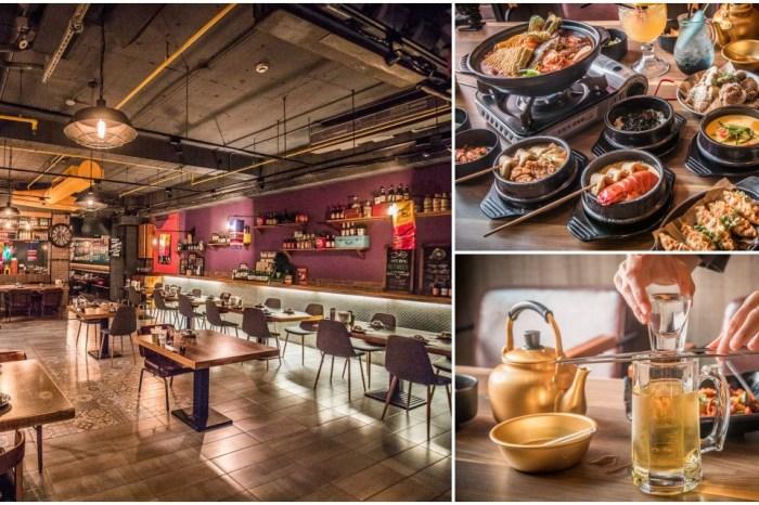 中壢美食 》Bingu Beer 賓屋韓國小酒館/梨泰院小酒館完全複製,經典韓風調酒+餐食,嗨到不想回家!