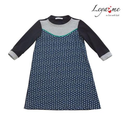Платье-комбинация детское
