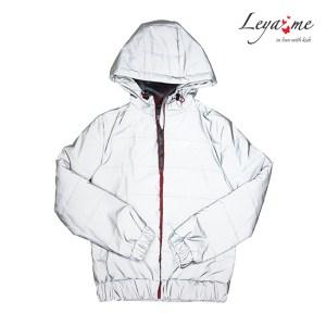 Светоотражающая детская куртка