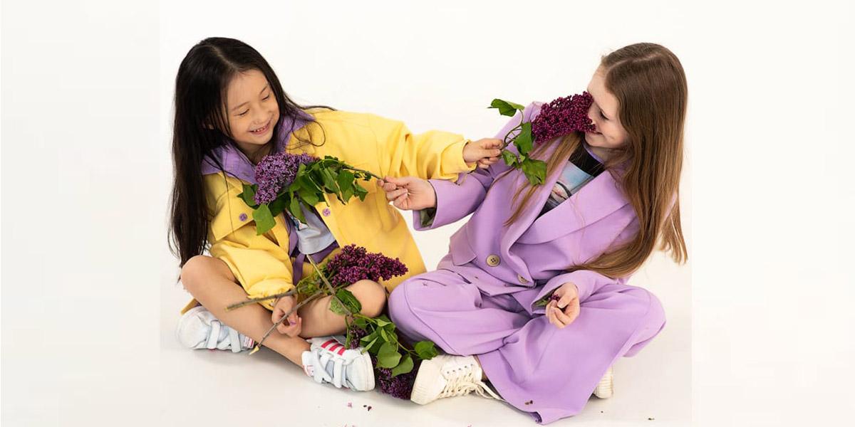 Коллекция детской одежды Весна-Лето 2021 - Lost New World