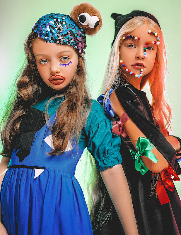 Коллекция детской одежды Осень-Зима 2020 Monsters'Garden