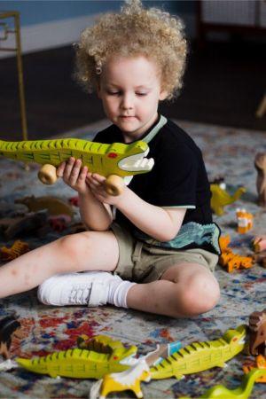 """Футболка детская """"Крокодил"""""""